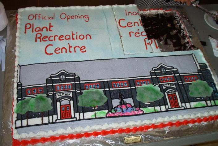 official reopen cake