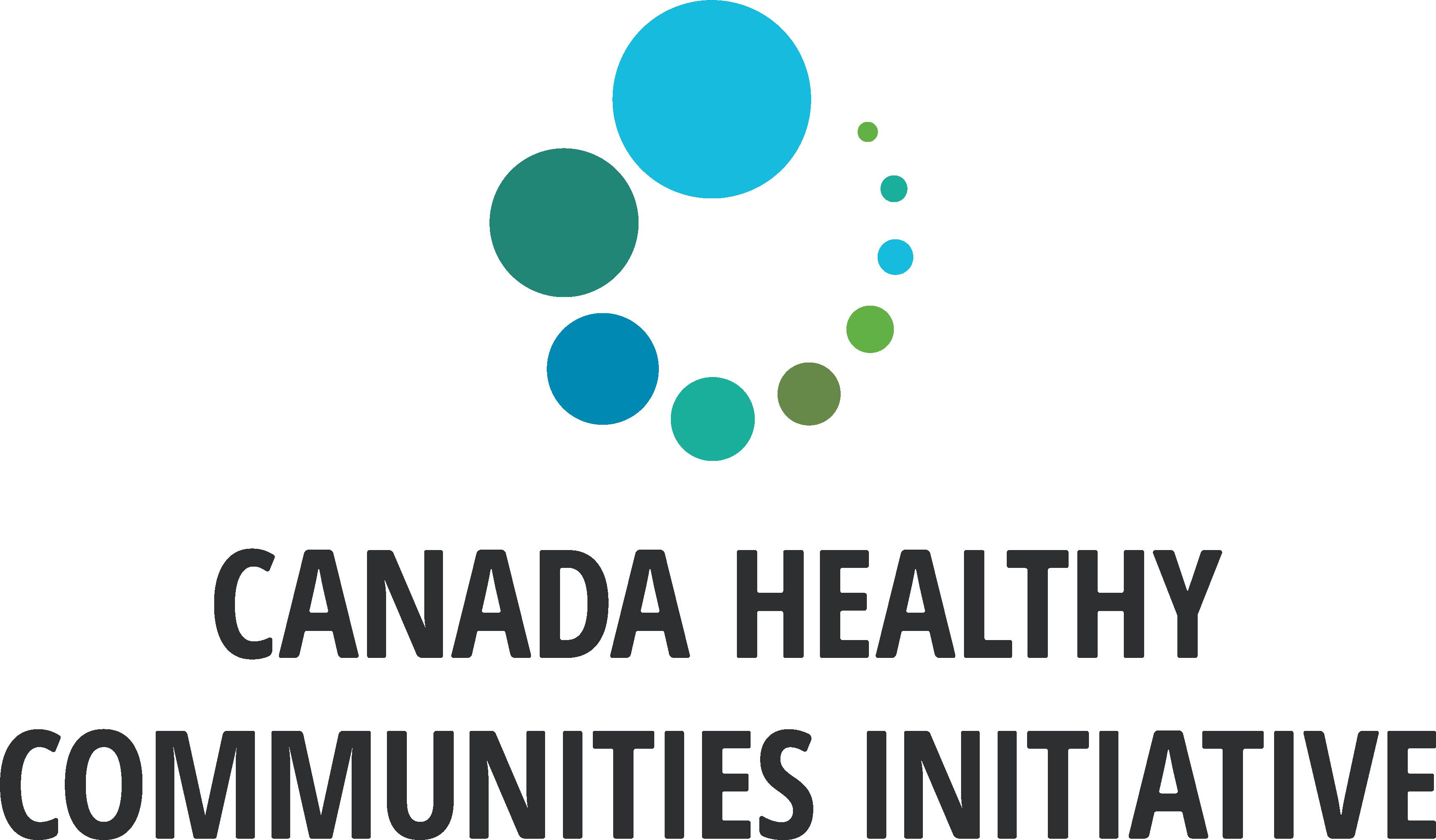 logo for Canada Healthy Communities Initiative